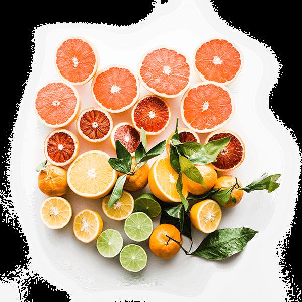 An assortment of grapefruit, limes, and lemon.