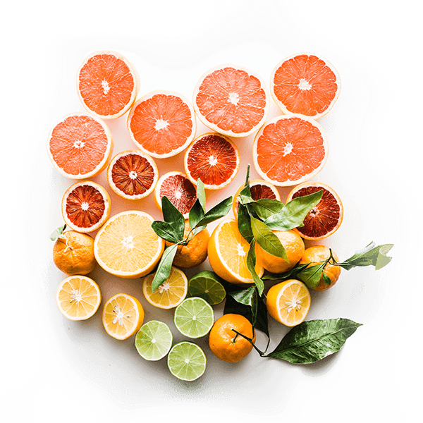 An assortment of grapefruit, limes, and lemon.